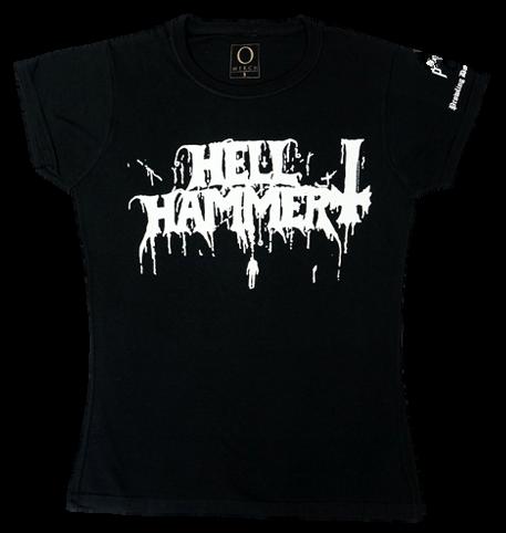 T-Shirt HELLHAMMER