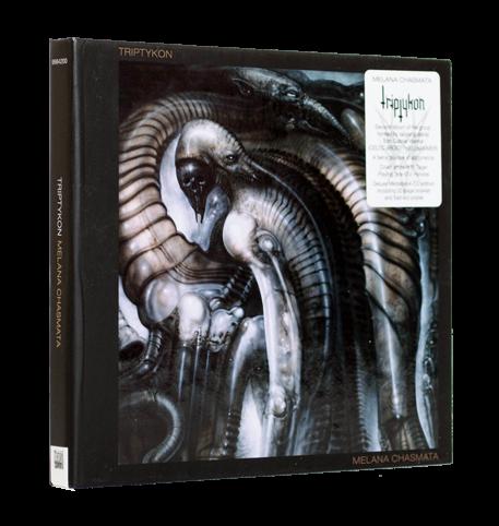 MELANA CHASMATA CD Special Edition Mediabook