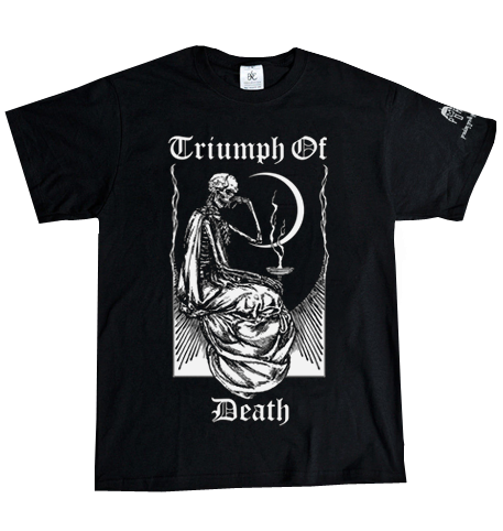 Triumph of the Death Deathless Moon T-Shirt