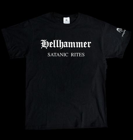 Hellhammer Satanic Rites T-Shirt