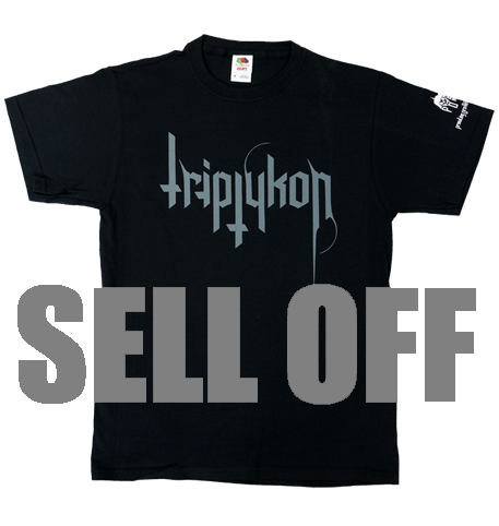 Triptykon - Grey Logo / Winged Pentagram