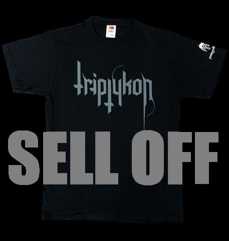Triptykon - Grey Logo / Winged Pentagram