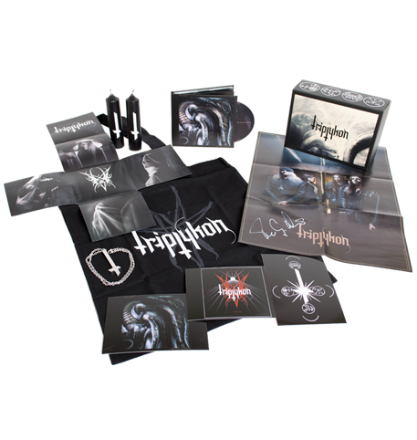 MELANA CHASMATA Deluxe CD Boxset