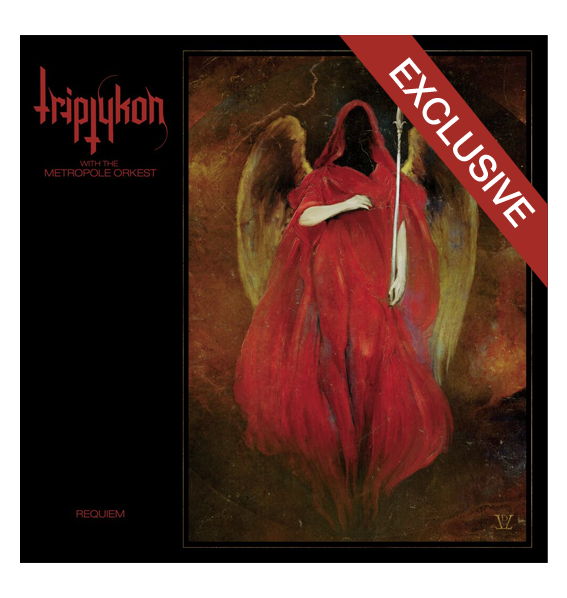 Triptykon Requiem LP (Live At Roadburn 2019)